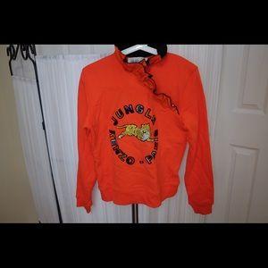 (limited edition) Kenzo X H&M tiger Sweatshirt